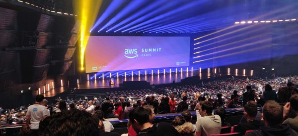 AWS Summit 2019 - Paris : Entre succès et déception